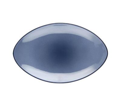 Блюдо сервировочное Revol Equinoxe, синее, 35см, фото 1