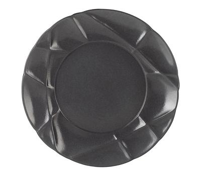 Десертная тарелка Revol Succession, черная, 21см, фото 1