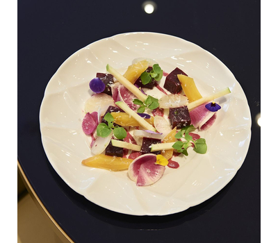 Обеденная тарелка Revol Succession, белая, 26см, фото 2