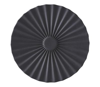 Блюдце Revol Pekoe, черное, 14см, фото 1