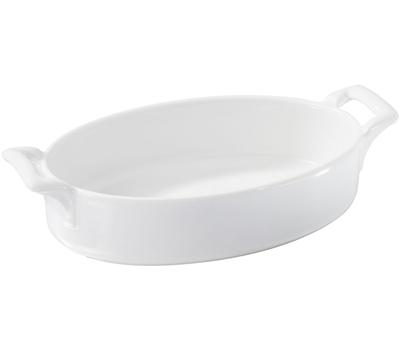 Форма для запекания Revol Belle Cuisine, белая, 0.4л, 18х12см, фото 1