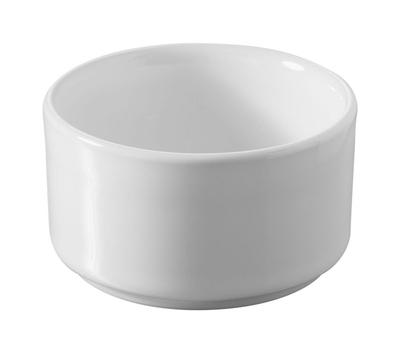 Масленка Revol Grands Classiques, белый фарфор, 5х2.5см 20мл, фото 1