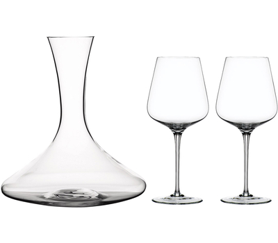 Набор для вина Nachtmann Vinova Connoisseur - 2 бокала и декантер, фото 1