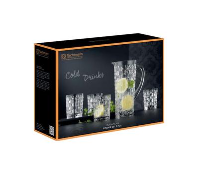 Набор для напитков Nachtmann Bossa Nova - кувшин и 4 стакана, фото 2
