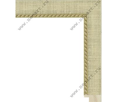 Деревянный багет NA063.1.352, ш: 3.3см в: 1.6см, фото 1
