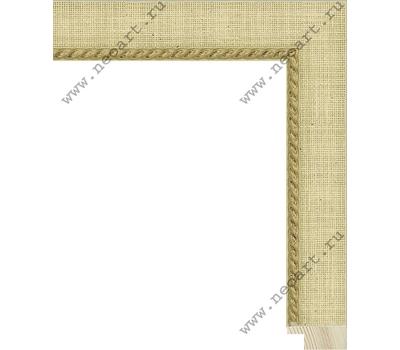 Деревянный багет NA063.1.354, ш: 3.3см в: 1.6см, фото 1