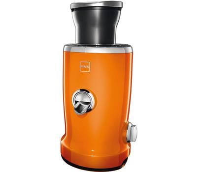 Соковыжималка центробежная Novis Vita Juicer, оранжевая, фото 1