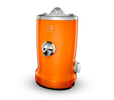 Соковыжималка центробежная Novis Vita Juicer, оранжевая, фото 3