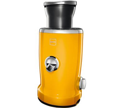 Соковыжималка центробежная Novis Vita Juicer, желтая, фото 1