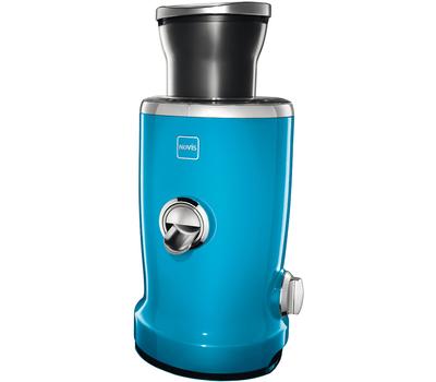 Соковыжималка для овощей и фруктов Novis Vita Juicer, синяя, фото 1