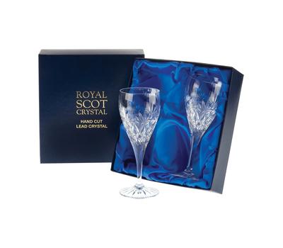 Бокалы подарочные Kintyre Royal Scot Crystal - 2шт, фото 3