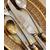 Столовые приборы с позолотой Empire Flame Clive Christian, 12 персон 125 предметов, фото 5