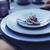 Пирожковая тарелка Revol Equinoxe, синяя, 16см, фото 2