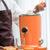Соковыжималка центробежная Novis Vita Juicer, оранжевая, фото 2