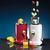 Соковыжималка электрическая Novis Vita Juicer, белая, фото 6